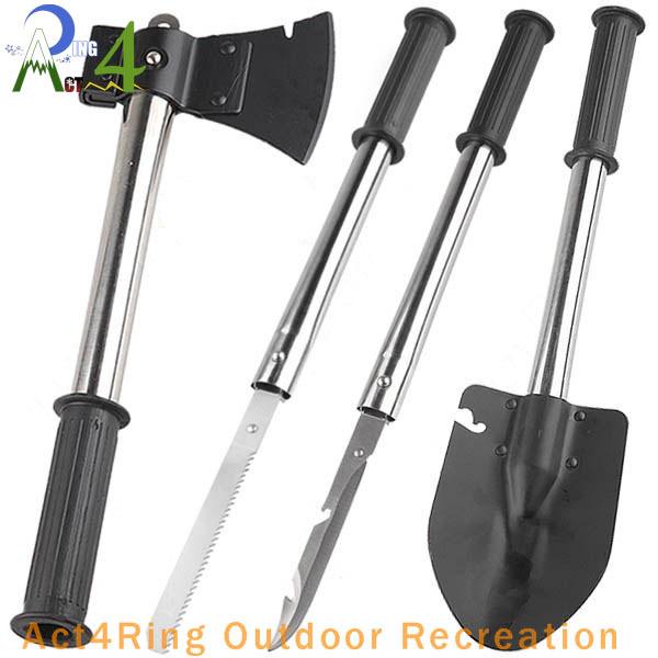 Survival Shovel Axe