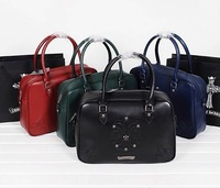 big brand famous women genuine leather handbags 2014 free shipping new arrival original edition leather luxury bags