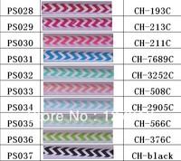 (1800pcs/lot)  chevron Paper Straws Wholesale Paper Drinking Straws Free Shipping Via DHL/EMS/FEDEX