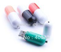 New Plastic Doctor Pills full capacity 2gb 4gb 8gb 16gb 32gb USB 2.0 memory flash stick pendrive usb stick flash drive 10pcs/lot
