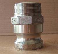 "C+F 1/2"" DN 15 SS304 camlock quick couplings"