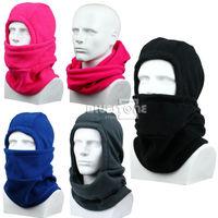 Unisex Outdoor Sport Face Mask Neck Warmer Snood Hood Balaclava Scarf Helmet Ski Snowboard Biker Free Shipping