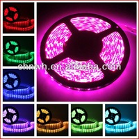 casing pipe 5M/Roll 60leds/M RGB 12V SMD 5050 14.4W/m led flexible strip light