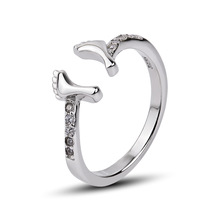 freeshipping 1 pcs  925 silver  Fashion jewelry wholesale  925 sterling Silver Ring high quality 925 ring for women  GNJ0486