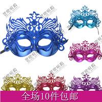 Wholesale 20pcs/lot  Hot-selling mask ball Christmas mask dance party mask motif gold dust mask  ,free shipping