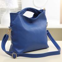 2014 female fashion one shoulder handbag messenger bag women's genuine leather handbag #3023