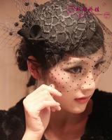 Ruslana korshunova fashion studio props hair accessory female  ,free shipping