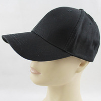 men women outdoor cotton baseball caps UV sun protective cap all season hat solid unisex sports black khaki dark blue sunbonnet