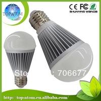 Low shipping fee 10 pcs/box 2800~6500k 12W warm white led bulb