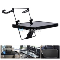 New Auto Car Vehicle Part Travel Folding Holder Tray Table Desk Computer Laptop- CA01663