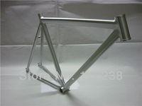 Top Quality 700C  Fixed Gear Frame Fixie Bicycle Retro Style Aluminium Alloy 1650G/PCS