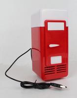 Wholesale mini usb cooler USB Fridge portable cold dual use and climate USB device's fridge