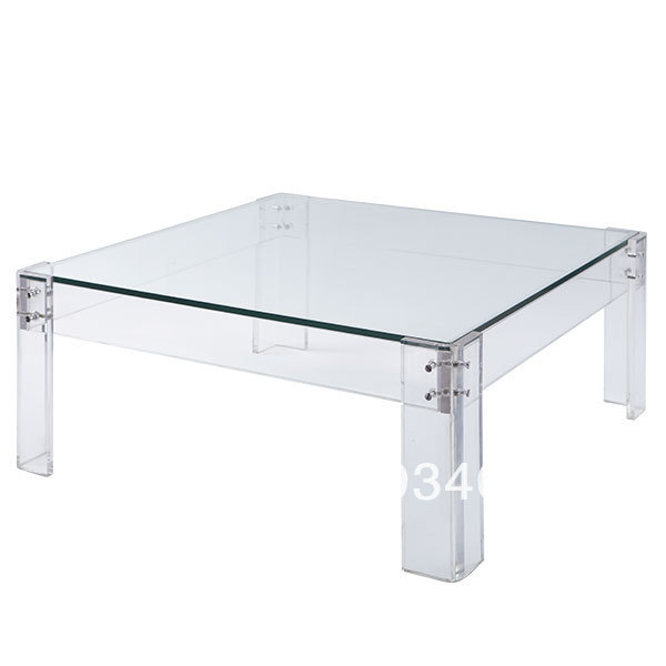 online get cheap lucite coffee table alibaba group. Black Bedroom Furniture Sets. Home Design Ideas