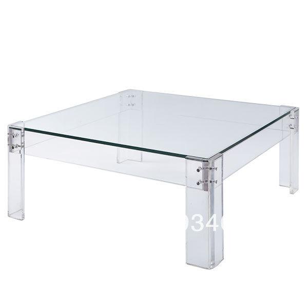 Online Get Cheap Lucite Coffee Table Aliexpresscom
