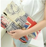 card holder purse women Fashion women's handbag day clutch envelope  messenger  one shoulder  small  shoulder bags suitcase
