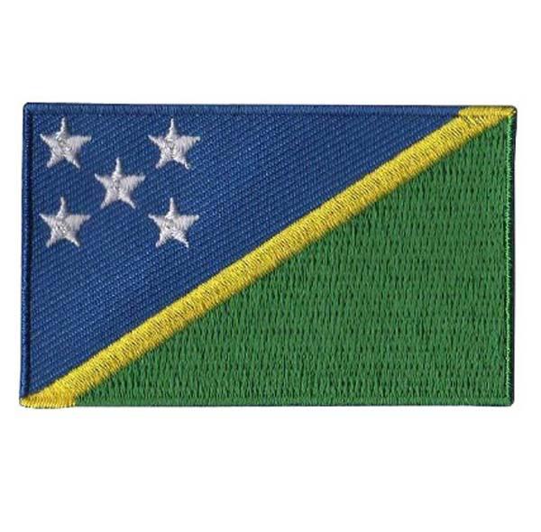 "2.5"",80%,115,Solomon Islands,100pcs/bag,MOQ50pcs,emb patch,embroidered badge,merrow & flat broder,iron on backing,Post(China (Mainland))"