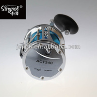 Free Shipping ACT340 Boat Trolling Fishing Reel 4BB Saltwater fishing reel tackle fishing tools fishing gears OEM reel