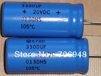 Super Capacitor 20V 3300UF 18X40MM