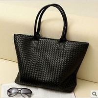 bolsas limited real totes women handbags bolsa 2014 women's handbag style knitted shoulder bag brief portable large capacity
