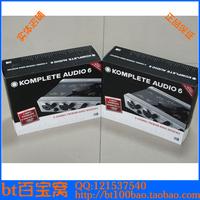 Ni komplete 6 professional audio usb sound card recording