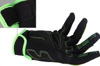 2013 new sports racing bike Full Finger gloves Cycling Bicycle gloves Motorcycle Gloves M L XL