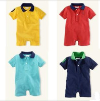 2014 baby  clothing baby chothes boys rompers baby rompers  3pcs/lot