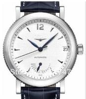 Free shipping Fashion Mechanical Feather Men's Watch L2.703.4.16.0
