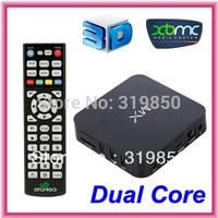 Android 4.2.2 TV box Mini PC MX Smart tv box Wifi Cortex A9 Dual core 1.5GHz 1GB RAM 8GB Flash XBMC support M6 EM6