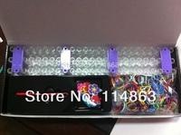 2014 DIY hot selling rubber bands loom bands kits