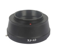 Lens adapter for Contax Yashica CY C/Y Lens to Fujifilm Fuji X-Pro1 XPro1 X Pro 1 FX Adapter Ring