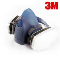 3m7502 6005 piece set formaldehyde face mask organic vapor