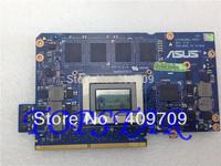 free shipping GTX670M GTX670 VIDEO CARD G75VW_MXM_192BIT N13E-GS1-LP-A1VGA CARD FOR G75VW