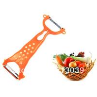 Who 2PCS Fruit and Vegetable Fruit Vegetable Peeler Drag Multifunctional Peeler Grate IA385