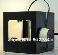 2014 China 3D Printer Dual Head With Metal Cover-USB OR SD CARD