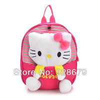 Childhood memories of the Korean version  a small bag shoulder bag cute Korean cartoon nursery preschool boys&girls rucksack bag