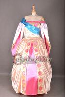 Cheap Custom Made Anastasia Princess Dress Costume Cosplay Costume Any Size