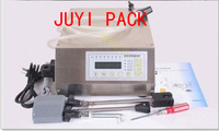 Free shipping,Numerical control liquid filling machine on the control panel