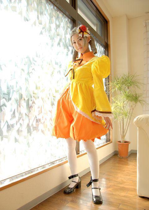 Anime Rozen Maiden Cosplay