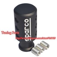 Sparco Gear Shift Knob Universal Shift Knob Aluminum gear knob