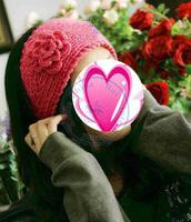 knited flower kerchief Hairband tie hair hoop tools Maker forehead hair decoration head band CN post