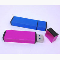 32GB 64GB 128GB 256GB Pendrive mental USB3.0 Flash  Drive real capacity  usb 3.0 memory stick free shipping