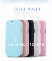 Free shipping! Kalaideng Iceland Series PU+PC Ultra Thin Flip Leather Case For Samsung GALAXY TREND I699/7562I/7568