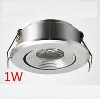 Slim LED Spotlight 1W full of small energy-saving lamps bovine lights Ceiling lights backdrop highlighting Down