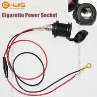 NEW 10-12v Waterproof Accessory Cigarette Power Socket  / Female cigarette lighter