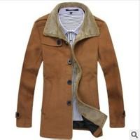 Free shipping long  winter goose down jacket men napapijri alpha industries helly hansen blauer parka men long thicken