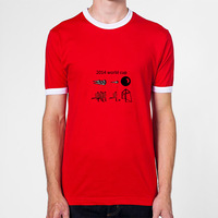 Soccer That S My Game Newest 100% Cotton Short Sleeve Mens Tshirt  Wholasale And Retail