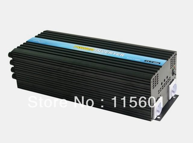 6000w 48v dc to 110v/115v/120v ac Solar Controller Inverter, Solar Converter 6kw One Year Warranty(China (Mainland))