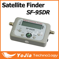 1pc Original SF-95DR  Digital Satellite Signal Meter Finder SF95DR Satellite Finder SF95 Free Shipping Post