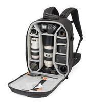 New Lowepro Pro Runner 350 AW Photo DSLR Camera Bag Digital SLR Backpack & Rain Cover
