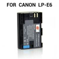 Hot Sale OEM Lithium Batery LP-E6 FOR Canon 5D2 5D3 7D 60D 70D a88